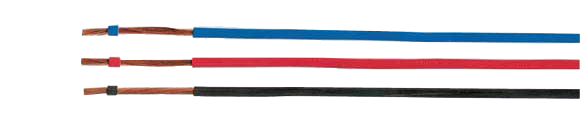 H05Z-K / H07Z-K rubber insulated single conductor, halogen-free, RoHS Compliant, RoHS Approved, Hi-Tech Controls, European  , Halogen-free Security Cables