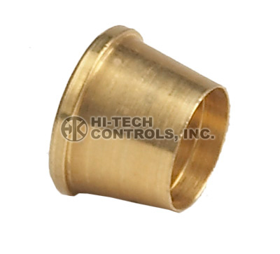 Brass compression fittings stastrate compression sleeve for Poly sleeve for copper pipe