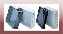 EMI Shielded Polycarbonate Enclosures