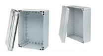 Large Enclosures made of Polycarbonate or ABS